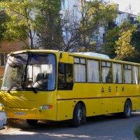 Школьный автобус :: Александр Рыжов