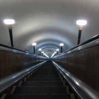Немного о метро :: Наталья Джикидзе (Берёзина)
