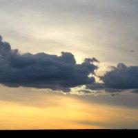 Контрасты небес :: Антонина Балабанова
