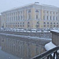 ноябрьская зима в Петербурге :: Елена