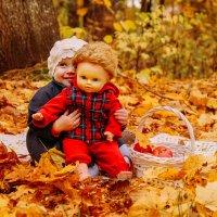 Краски осени :: Евгения Вереина