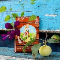 Книга, красивая снаружи и внутри :: Наталья Д