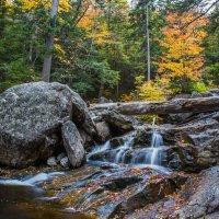 Осенью все водопады смирные.. :: Slava Sh
