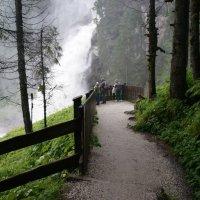 Криммльский водопад :: Алёна Савина