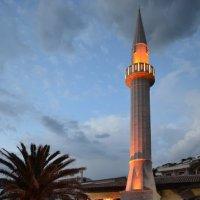 Мечеть на берегу :: Ольга