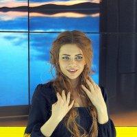 девушка и танец :: Олег Лукьянов
