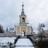 Введено-Оятский женский монастырь  V в. :: Виктор Орехов
