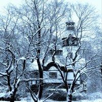 Зима в Стокгольме :: vlada so-va