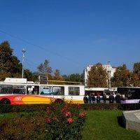Выставка троллейбусов :: Александр Рыжов