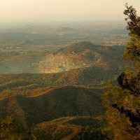 Вид с горы Ставровуни.Кипр :: Natali