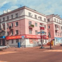 Сталинский дом :: Вячеслав Баширов