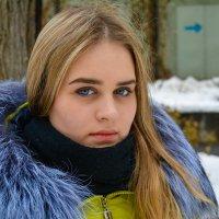 Девушка 21-века :: Света Кондрашова