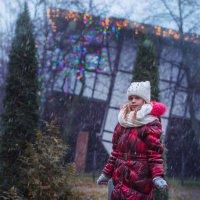 первый снег :: Ольга Адаменко