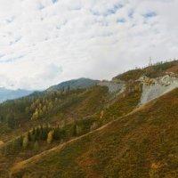 Перевал Чике-Таман :: Николай Мальцев