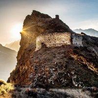 Усхур. Кавказ. :: Ахмат Б.