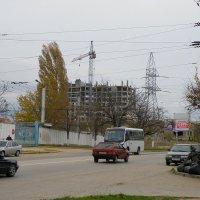 Город строится :: Александр Рыжов