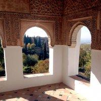 Холм аль-Сабика,Альгамбра,Гранада :: Zaava Auster