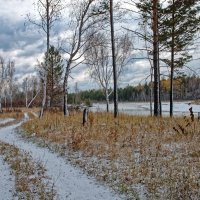 Зимней осенью :: Евгений Карский