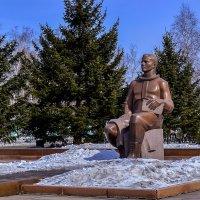 Памятник Ю. А.Гагарину . :: Виктор Иванович