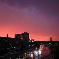 Киевские закаты :: Маша Кутняя