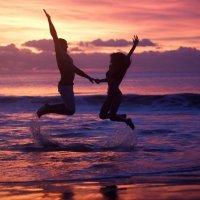 Балийский закат :: Ольга Фефелова
