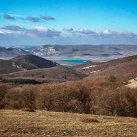 крымские склоны :: Sergey Bagach