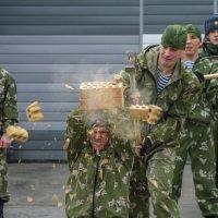 Показательное выступление военно-патриотического клуба :: Екатерина Краева