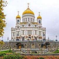 Храм Христа Спасителя :: Виктор Заморков