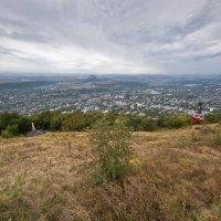 Пятигорск с горы Машук :: Сергей Григорьев