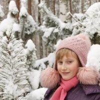 Снежная сказка :: Алексей Корнеев