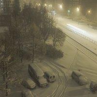 И выпал снег :: Виталий