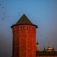 Первый луч солнца... :: Александр Никитинский