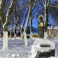 Под снегом не скрыть... :: Татьяна Копосова