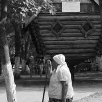 ... и  сейчас есть избушки  на  курьих ножках...!) :: Валерия  Полещикова