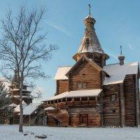 Витославлицы, церковь :: Тимофей Черепанов