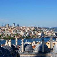 Вид на Стамбул :: Юлия Фотолюбитель