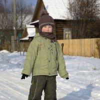Морозный день :: Екатерина