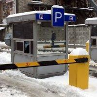 Первый снег :: Сергей Рубан