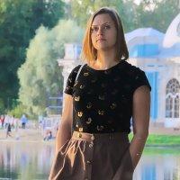 На фоне прекрасного.... :: Tatiana Markova