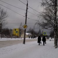 Зима в ноябре :: Svetlana Lyaxovich