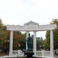 Архитектура Крыма-14. :: Руслан Грицунь
