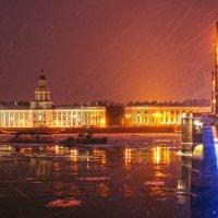 Снег, метель :: Галина Ильясова