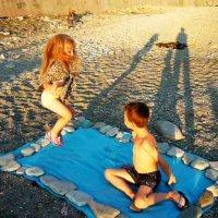 Танцы на песчаном берегу :: Надежда