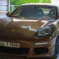Porsche panamera :: Kristina Suvorova