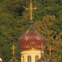 Просто, красота православных храмов. :: Вячеслав Медведев