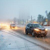 Зимы начало... :: Влад Никишин