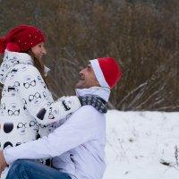 Зима вдвоём! :: Инта