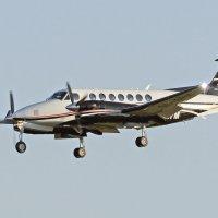 Beechcraft King air 350i :: Олег Савин