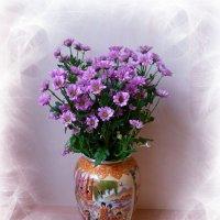 Букет хризантем :: Nina Yudicheva