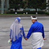 Малайзия. Путраджая. Свадебное фото :: Gal` ka
